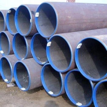 China 1.5 galvanized pipe api 5l x52 seamless line hot rolled seamless steel pipe price
