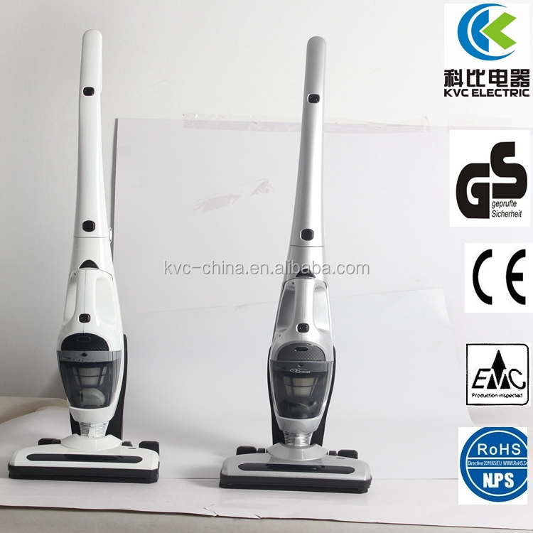 Household Cordless rechargeable 2in1 stick vacuum <strong>cleaner</strong>