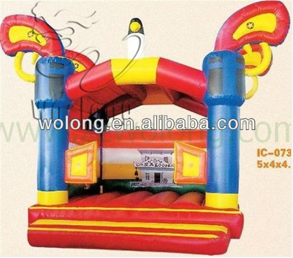 popular jumping castle blower, inflatable bounce house
