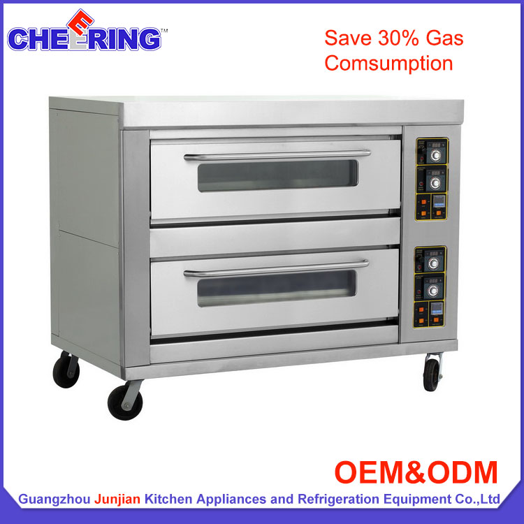 Factory Hot-sale baked chicken wings arble bakery rack ovens in 2016