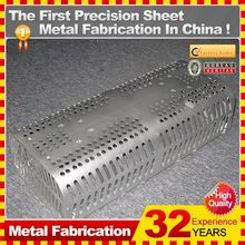 Kindle sheet metal fabrication with buyer in america,32-year experience from China