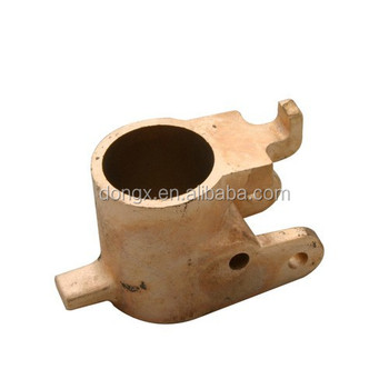 OEM High Precision Die Casting electric power parts bronze casting