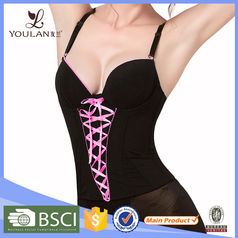 beautiful new design back support fitness corset