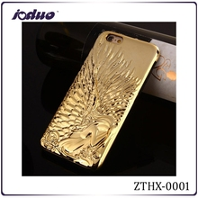 2015 Fashion new design Angel's Wings plastic mobile phone case