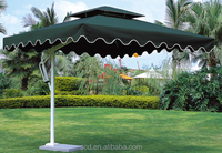 Leisure Outdoor Used Aluminum Frame Umbrella Outdoor Parasol System