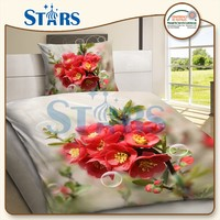 GS-PAN-03 Support customized modern design 3d printed bedding