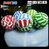 Outdoor toys soft rubber ball for kids