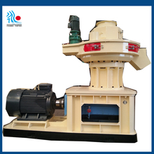 New Generation biomass rice husk pellet maker with 1300 kg per hour capacity