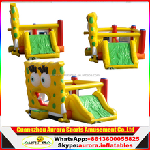 commercial inflatable bouncy slide air bouncer inflatable trampoline inflatable bouncer combo