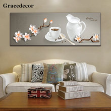 New Design Still LIfe 3D Coffee Wall Painting Pictures