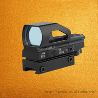 Red Dot Reflex sight- Reflex sight optic and substitute for holographic red dot sights