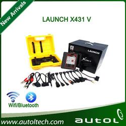 [Authorized Distributor]auto scanner automotive Launch x431 V Launch x431 5 car diagnostic tool USA, European and Asian car