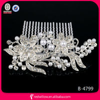 Manufacturer Supply Fancy Rhinestone Bridal Hair