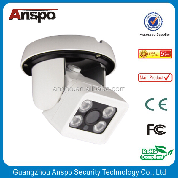 Security Camera System 960P/13. Megapixel indoor Vandalproof Full Hd Dome IP Surveillance Camera Without Braceket Made In China