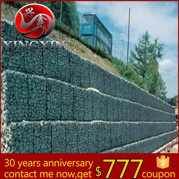 high quality electrical galvanized gabion box/ fence/mesh/hexagonal wire mesh