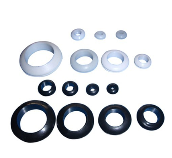 Different Size O ring Black/white rubber grommet, rubber plugs