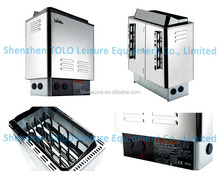 Infrared Sauna Controller for Outdoor Dry Sauna Room