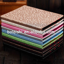 Bling Shock-Resistant Case hot sell for ipad 3 case for ipad leather case