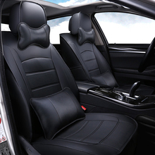 Multi-Use Fashionable Black Covers For Car Interior
