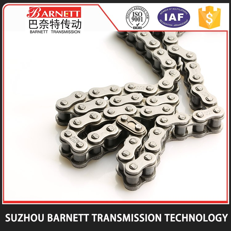 Motorcycle Drive Roller Chain 428-118 for YBR125