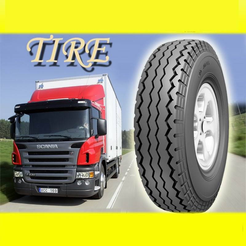 Cheap China kebek Brand Bias Truck tire 750-16 With Perfect Performance
