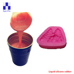 Cheap two part liquid molding silicone rubber for concrete baluster molds