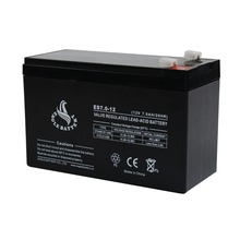 12V 7Ah Rechargeable Mf battery Sealed Lead acid Battery