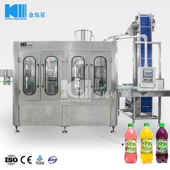 Automatic Beverage / Juice Filling Machine / Line