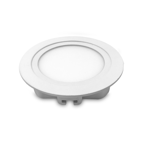 indoor 6w 12w 16w 24w round recessed slim SMD Aluminum <strong>led</strong> panel <strong>light</strong>