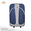 Branded Soft Shell Wheeled Type Plastic Luggage Case