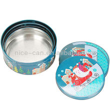 food grade pizza box/metal pizza tin box