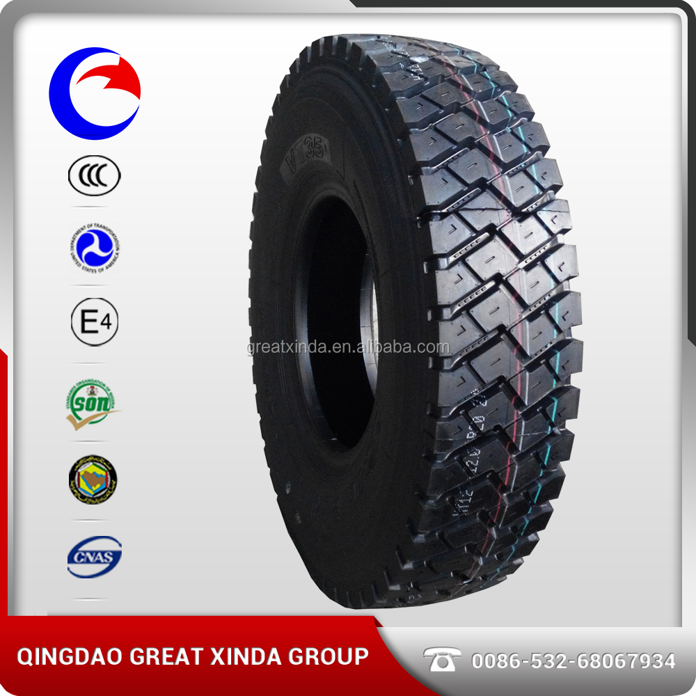 Chinese Truck Tires Brands Tubeless Tyres 11R22.5 11R24.5 285/75R24.5 295/75R22.5