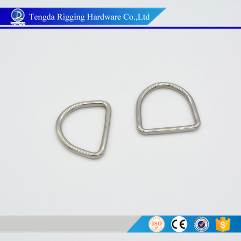Professional Manufacturer Stainless Steel welded D Ring
