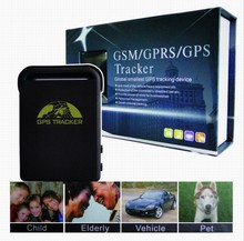 mini size hidden tracking cat gps tracker TK102B for animal,person vehicles
