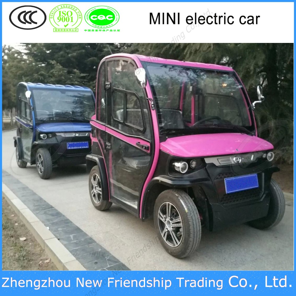 high quality smart mini electric car for sale MK-D1 with 2 seats for hot sale