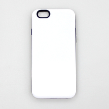 3D Sublimation Blank hard matte back cover case for iphone 5 5s se