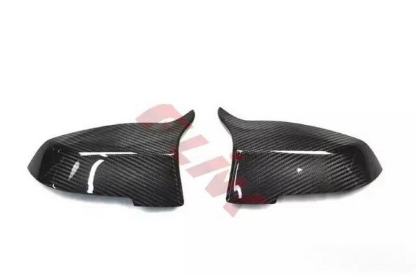 Carbon Fiber auto exterior parts mirror cover for BMW F10 F18 5 Series M performance
