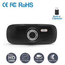"Russia Market 2.7"" Screen 1280*720P Night vision r300 manual car camera hd dvr"