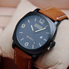 Antique CURREN Brand Men Military Business Quartz Watch