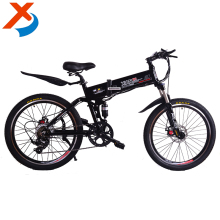 26 inch 250W surprior quality new model spoke wheel electric bike/bicycle with hidden lithium battery