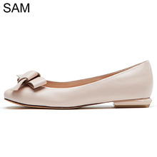 Fashion Spring Summer Women Ballerina Flats Pointed Toe Women Casual shoe