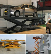 CE 3ton inground used car lifts for sale