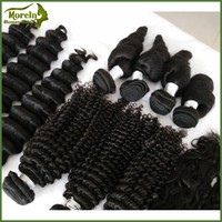 100 human hair unprocessed wholesale virgin brazilian hair body wave
