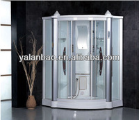 Acrylic steam room G248 bath steam units massage room/shower cabin with MP3