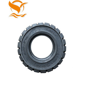 4.00x8 3.75 rim new cheap solid tyre rubber for tire 5.00-8 4.00-8