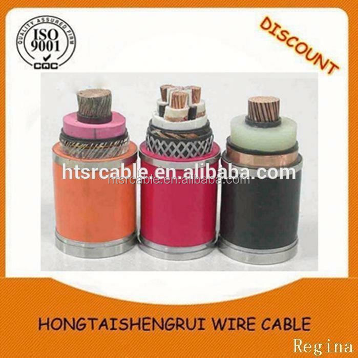15KV copper YJV62 single core 150mm2 power cable