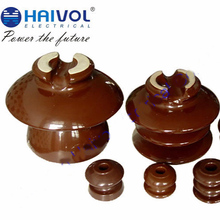 Pin Type insulator electrical porcelain insulators for high voltage application