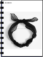 2014 New Fashion Net Head Band For Women