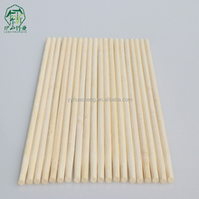 Home used round bamboo chopsticks for export