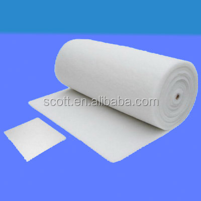 Blue-white Pre-filter air intake filter cotton